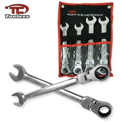 mm Ratchet Wrench Automotive Tool Set Grease Monkey Gift Set