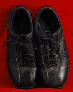 men s black rockport atmore xcs oxford shoes 10 m