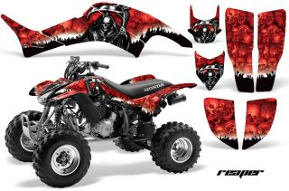 AMR Graphics Sticker Decal Kit Honda ATV TRX400EX 99 07