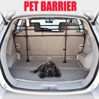 Pet Barrier Safety Gate Fence SUV Car Wagon Auto Stop Access