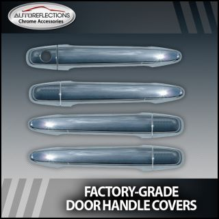 2005 2012 Toyota Avalon Chrome Door Handle Covers (4dr w/o passenger