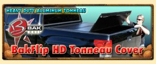 Bakflip HD Tonneau Cover Hard Folding Bak Flip for 07 12 Toyota Tundra