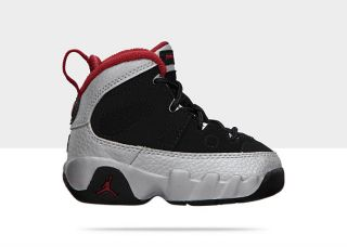 Air Jordan Retro 9 (2c 10c) Infant/Toddler Boys Basketball Shoe
