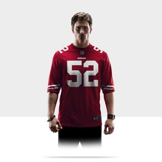NFL San Francisco 49ers (Patrick Willis) Mens American