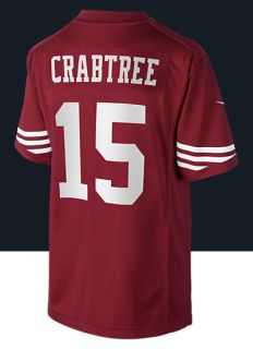 NFL San Francisco 49ers (Michael Crabtree) Kids Football