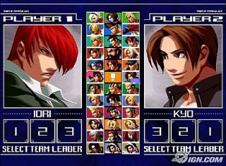 The King of Fighters 02 03 Sony PlayStation 2, 2005