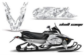 YAMAHA APEX GRAPHIC KIT AMR RACING SNOWMOBILE SLED WRAP DECAL 12 13