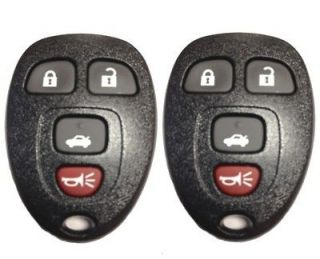 2011 chevy impala key fob in Keyless Entry Remote / Fob