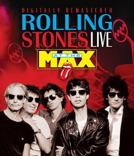 The Rolling Stones   Live at The Max Blu ray Disc, 2009