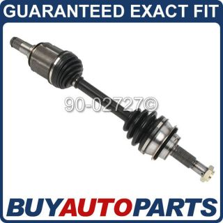 DRIVESHAFT ASSEMBLY TOYOTA LEXUS TRUCK SUV (Fits 2007 Toyota Tacoma