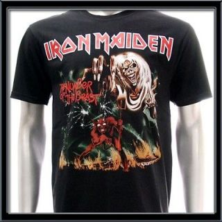 Newly listed Sz L Iron Maiden T shirt Hard Metal Rock The A Matter Of