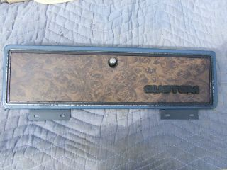 1978 ford truck bronco f150 glove box door rat rod
