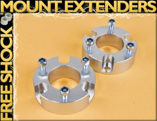 BODY SUSPENSION LEVELING LIFT KIT 4X2 4X4 K93 (Fits 2006 Ford F 150