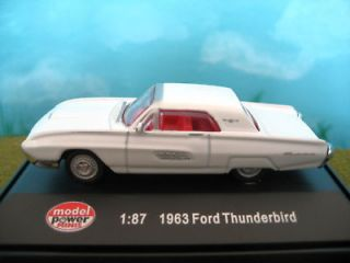 1963 thunderbird in Diecast & Toy Vehicles