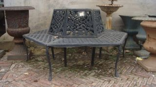 iron garden tree bench  1050 00 buy