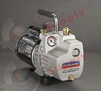 yellow jacket 93590 superevac 11 cfm vacuum pump time left