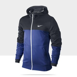 Nike Outdoor Tech Full Zip Mens Basketball Hoodie 507371_445_A