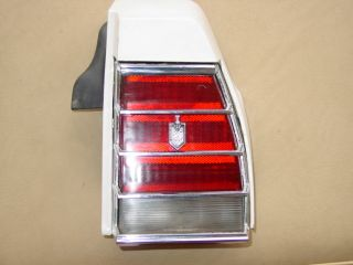 77 1977 Chevy Chevrolet Monte Carlo Right Tail Light Part Airst 77