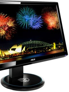 inch Widescreen 5ms 80000000 1 VGA DVI HDMI LED LCD Monitor W
