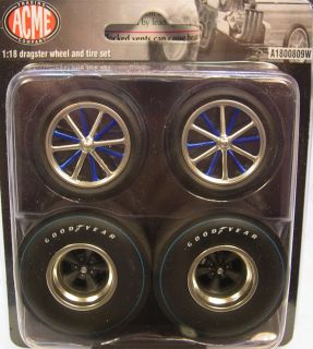 NEW ACME PRODUCED 1 18 SCALE PURE HEAVEN ALTERED WHEEL SET