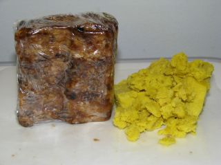 Raw African Black Soap Premium And Natural Unrefined Shea Butter Silky