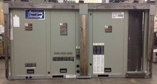 Ton Package Unit Air Conditioning Heating Commercial Unit