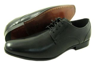 New Cole Haan Mens Alex Plain Oxford Black Shoe US 11