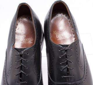 Allen Edmonds Van Ness Mens Dress Shoes Cap Toe Oxfords Black 9 5
