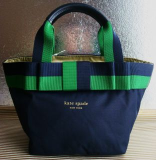 Kate Spade Barrow Street Mini Anabel Purse Bag Navy