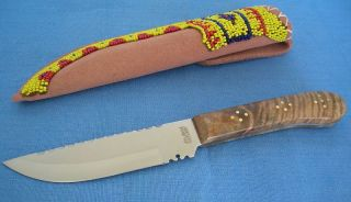 Atlanta Cutlery North American Frontier Hunting Knife
