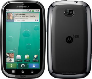 New Motorola Bravo MB520 Unlocked GSM Android Phone (Black)