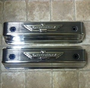 1957 Ford Thunderbird Aluminum Valve Covers