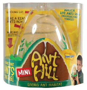 Ant Hill Mini Living Ant Habitat Farm by Insect Lore Science Habitat