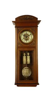 Gorgeous, Antique, German Kienzle Free Swinger wall clock at 1900