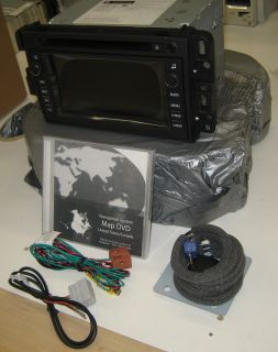 Brand New Chevy Tahoe Suburban GMC Yukon Bose Navigation Radio  CD