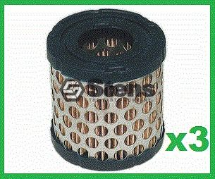 air filters fits briggs stratton 392308s john deere lg392308s