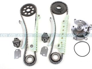 99 00 Ford Engine Timing Chain Water Pump Kit 4 6L SOHC DOHC V8