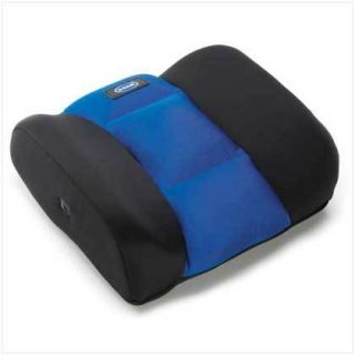 New Dr Scholls Vibrating Back Pillow Massage Cushion