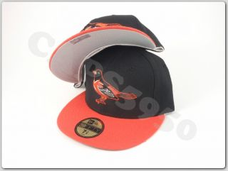 Baltimore Orioles Baseball Caps New Era MLB Vintage on Field Hats