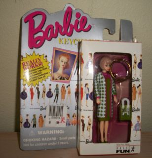 Poodle Parade Barbie Key chain basic fun teen age fashion model