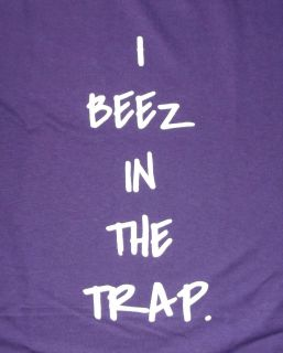 Nicki Minaj Beez in The Trap T Shirt s M L XL XXL 3XL 10 Colors