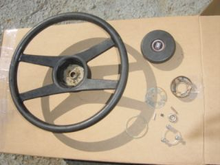 76 77 82 85 87 Chevy Camaro Nova 4 Spoke Steering Wheel