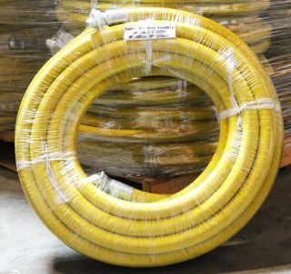 air hose assembly 300psi 50ft yellow heavy duty product image