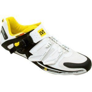 New Mavic Zxellium Carbon Road Cycling Shoes White