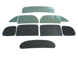 1950 Ford 4 Door Sedan Windows Classic Auto Glass New