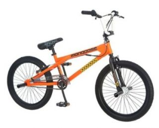 Mongoose 20 Dibbs Freestyle BMX Bike / Bicycle R2029 Boys   Girls NEW
