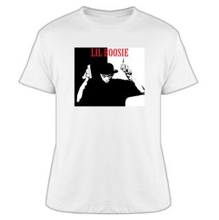 Lil Boosie Rapper Hip Hop T Shirt