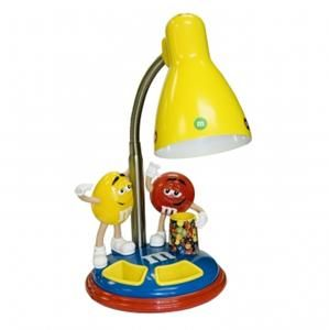 New M M Kids GOOSE Neck Gooseneck Desk Lamp Collectible