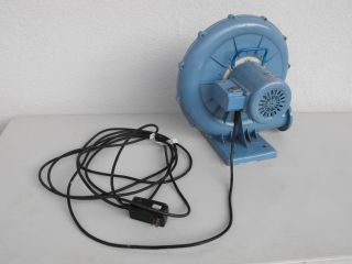 Spin Master H 4 Bounce House Air Pump Blower