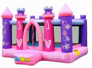 New Princess Party Inflatable Bounce House Bouncer Slide